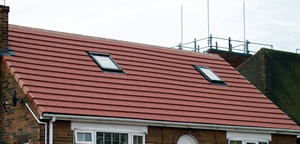 Domesting Roofing Yorkshire finished