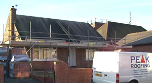 Domesting Roofing Yorkshire start