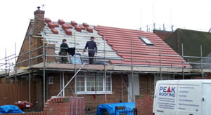 Domesting Roofing Yorkshire work